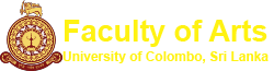 LMS, Faculty of Arts, University of Colombo